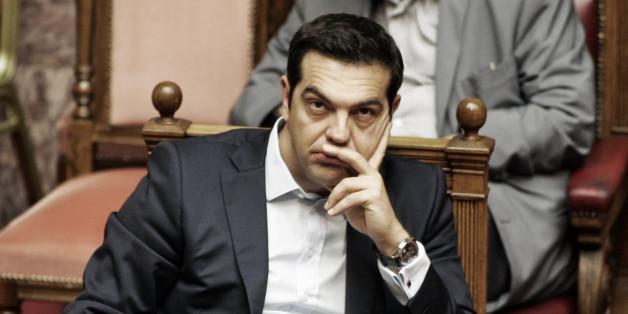 Alexis Tsipras bekommt die Konsequenzen für seine Flüchtlingspolitik zu spüren