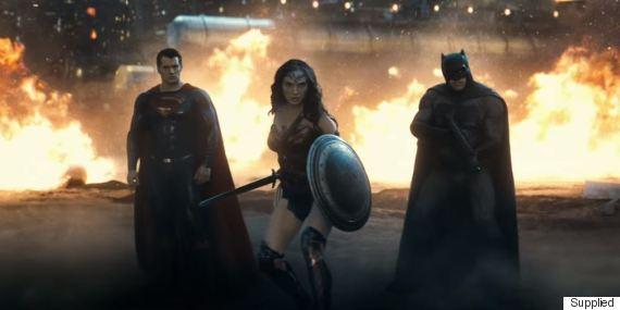 superman trio