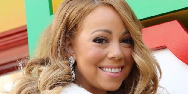 Hoffentlich geht es Mariah Carey bald wieder besser