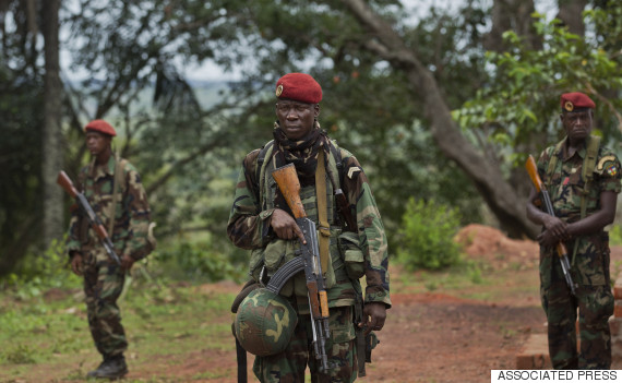 central african republic troops obo