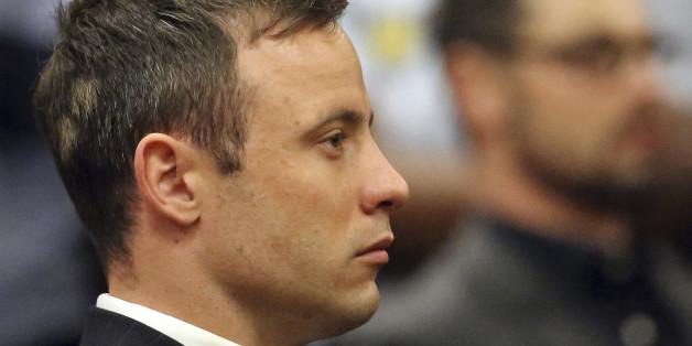 Oscar Pistorius wurde jetzt wegen Mordes an seiner Freundin verurteilt. (Archivbild)