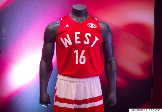 nba all star jersey front