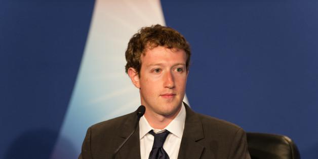Was muss sich künftig verbessern? Einfach alles, finden Facebook-Gründer Mark Zuckerberg und Ehefrau Priscilla.