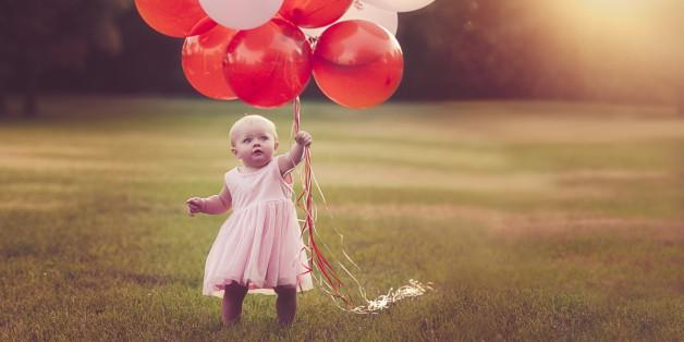 Schöne Kindernamen für Babies