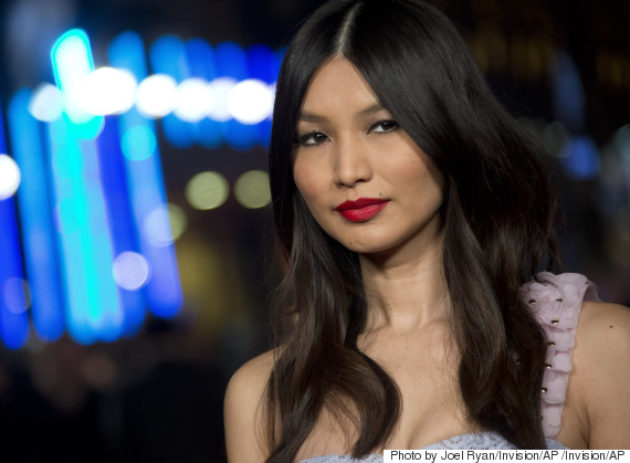 humans star gemma chan on diversity in fashion and how to get red