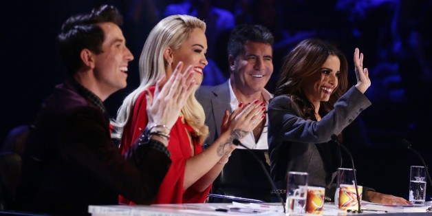 The 'X Factor' judges