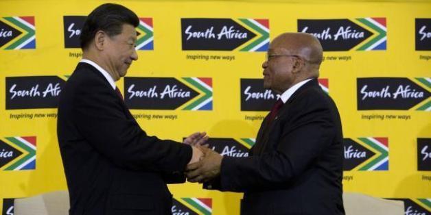 La Chine promet d'injecter 60 milliards de dollars d'aide en Afrique