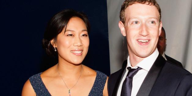 마크 저커버그(31) 페이스북 최고경영자(CEO)와 소아과 전문의 프리실라 챈(30) 부부
