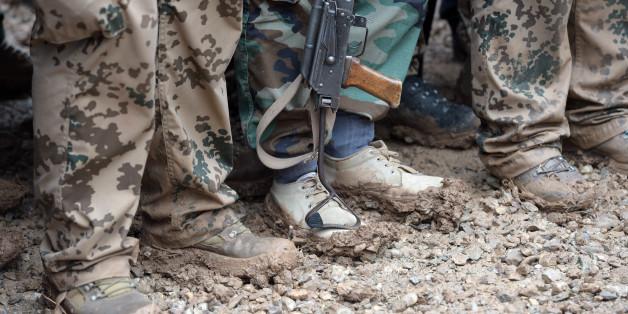 """Zoff an der Grenze: Türkische Armee dringt """"ohne Autorisierung"""" in Irak ein"""