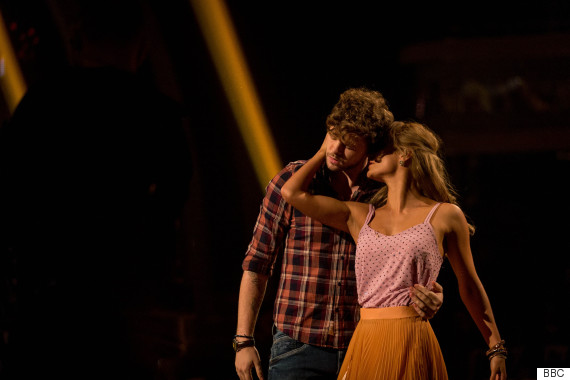 jay mcguiness aliona vilani strictly