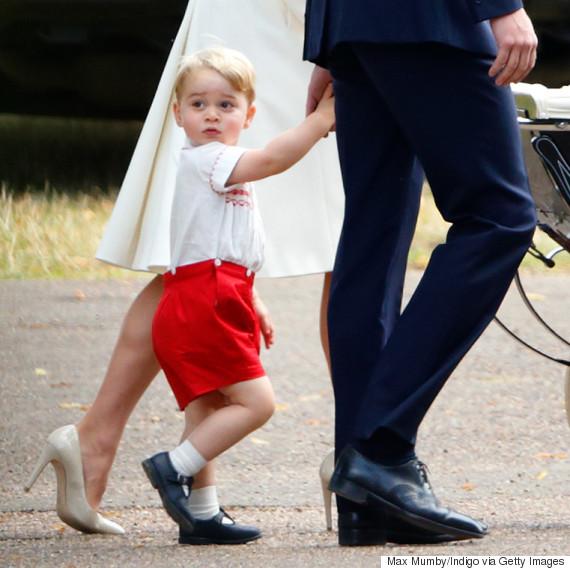 prince george christmas prince william