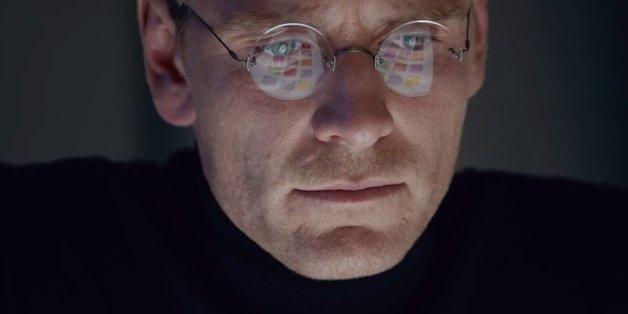 '스티브 잡스(2015)'에 출연한 마이클 패스벤더
