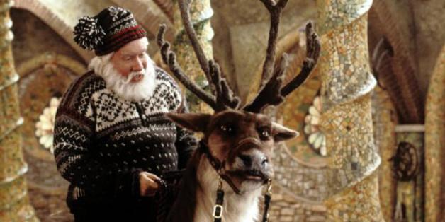 """""""Santa Clause 2: Eine noch schönere Bescherung"""": Kurz vor Weihnachten muss Santa (Tim Allen) den Nordpol verlassen, um sich um seinen Sohn zu kümmern."""