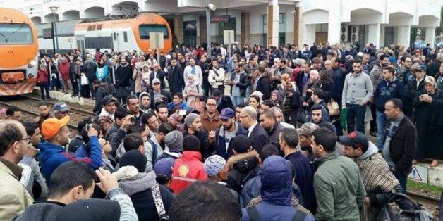 Bras de fer entre l'ONCF et les passagers après le retard d'un train