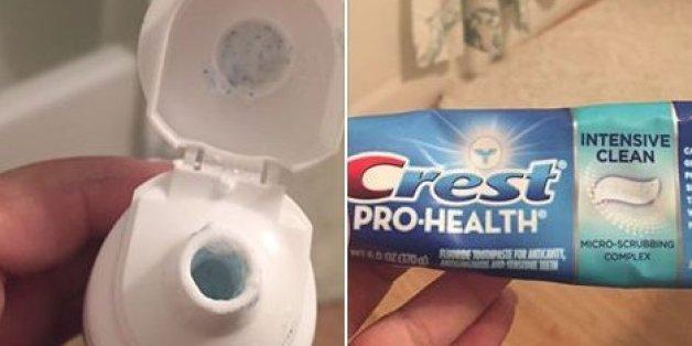 Was von solcher Zahnpasta noch im Mund bleibt, ist einfach nur ekelhaft