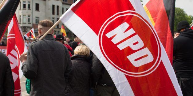 NPD-Verbotsverfahren: Das Bundesverfassungsgericht will darüber im März 2016 verhandeln.