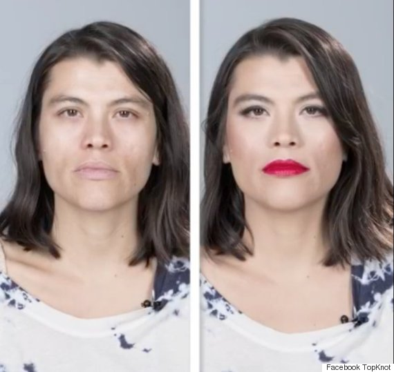 ache face makeover