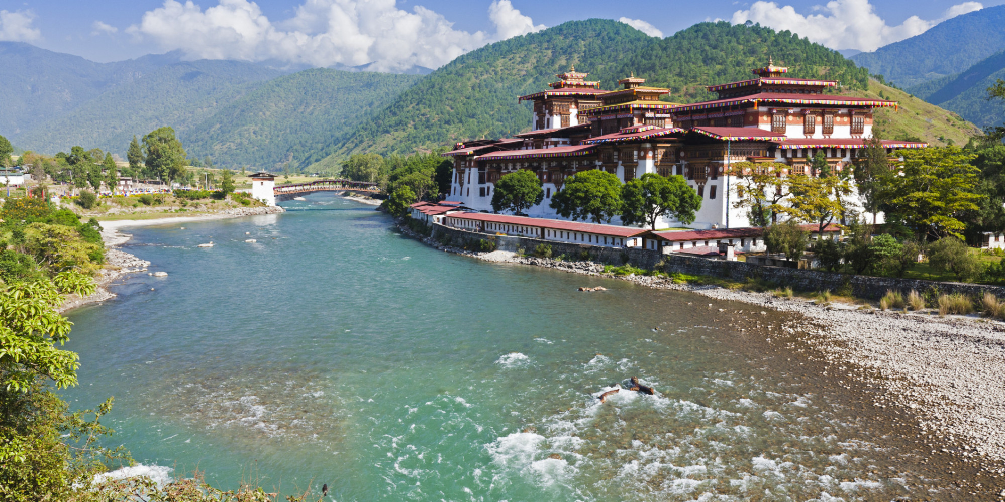 Behold The Beauty Of Bhutan