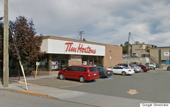 tim hortons salmon arm