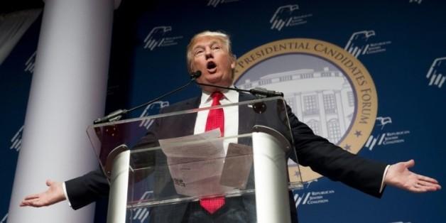 """Donald Trump """"fait campagne pour la présidence en tant que fasciste démagogue"""" selon un candidat démocrate"""