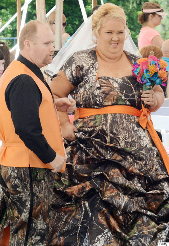 Camouflage Wedding Dresses Are The Latest (And Weirdest) Bridal Trend