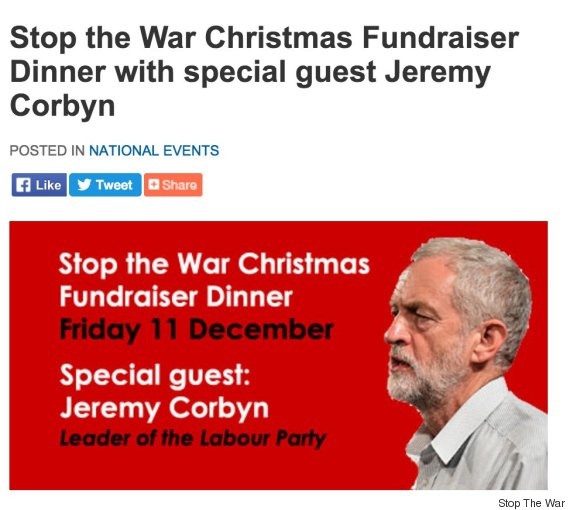 corbyn stop the war