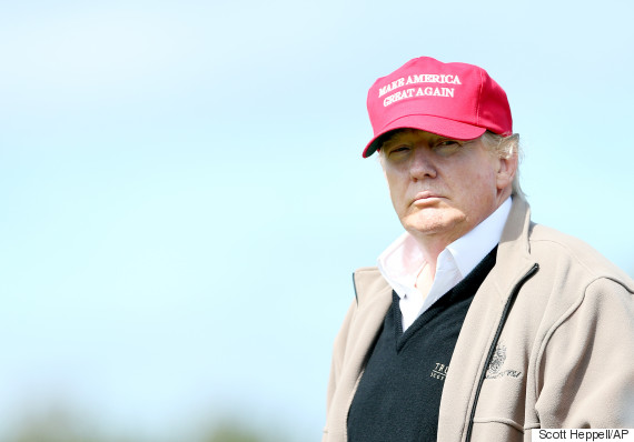 trump turnberry donald