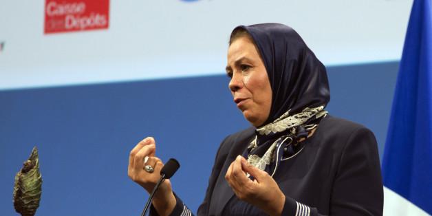 Latifa Ibn Ziaten, mère d'une victime de Merah, de nouveau décorée
