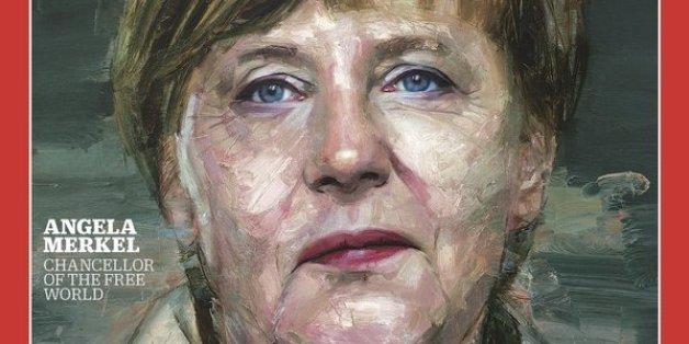 Angela Merkel désignée personnalité de l'année 2015 par le magazine Time