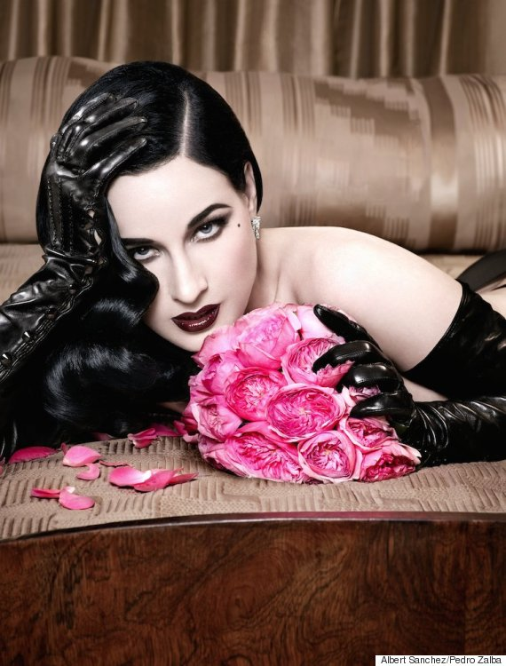 Dita Von Teese Reveals Her Makeup Tips And The Beauty Rules Worth ... c5ffa5427