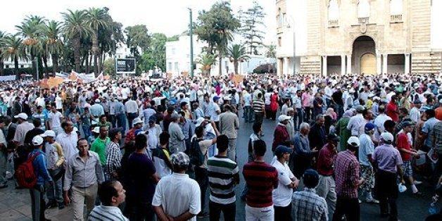 Le CNDH veut faciliter les rassemblements spontanés