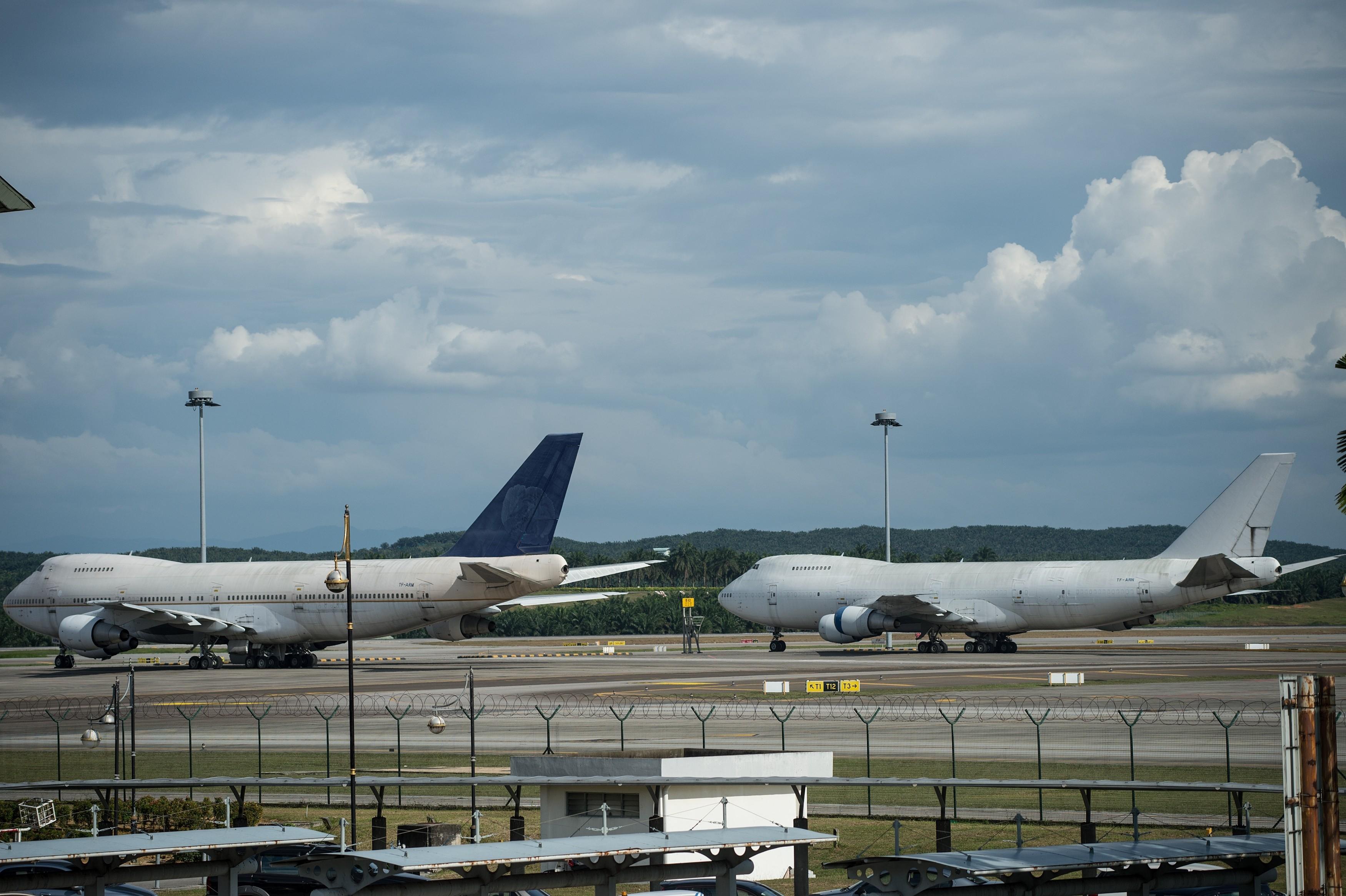 abandoned 747s kuala lumpur