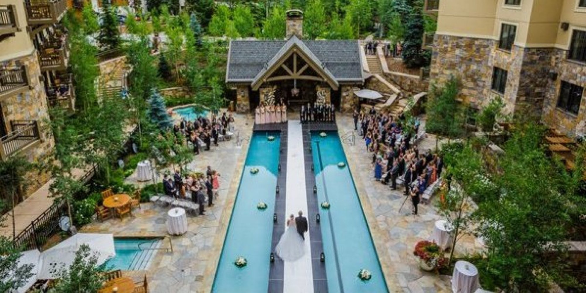 50 wedding ideas you havent already seen all over pinterest huffpost junglespirit Gallery