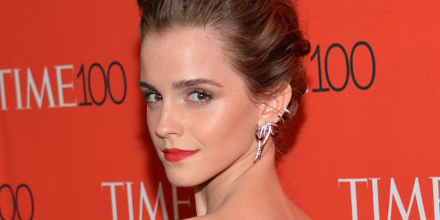 Actress Emma Watson attends the TIME 100 Gala, celebrating the 100 most influential people in the world, at the Frederick P. Rose Hall, Time Warner Center on Tuesday, April 21, 2015, in New York. (Photo by Evan Agostini/Invision/AP)