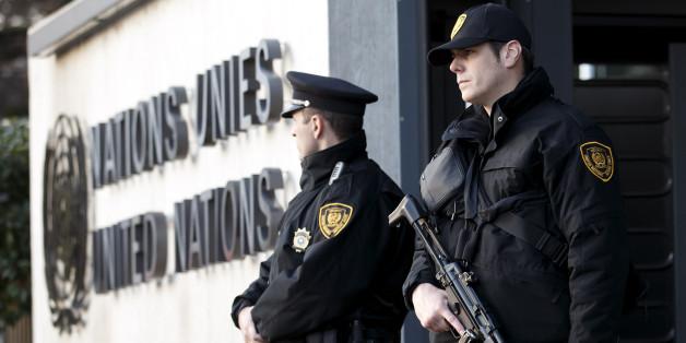 Terroralarm in Genf