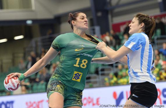 handball brazil