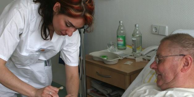 70.000 Krankenschwestern fehlen in deutschen Kliniken
