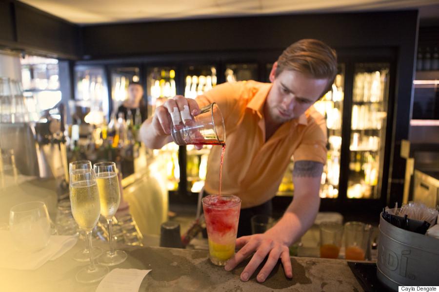 qt bazaar cocktail