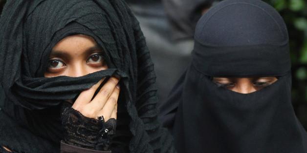 Deutschland diskutiert über ein Burka-Verbot
