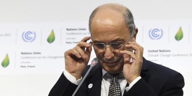 Fabius à la COP21