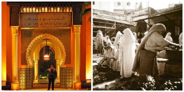 Le Maroc des années 30 s'expose à La Mamounia