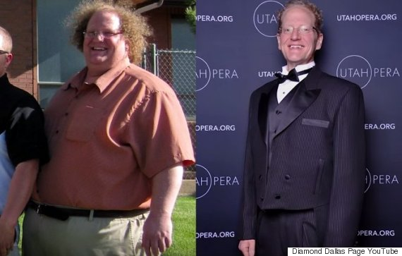 Obese Man Who Dropped 300lbs Reveals Incredible Weight