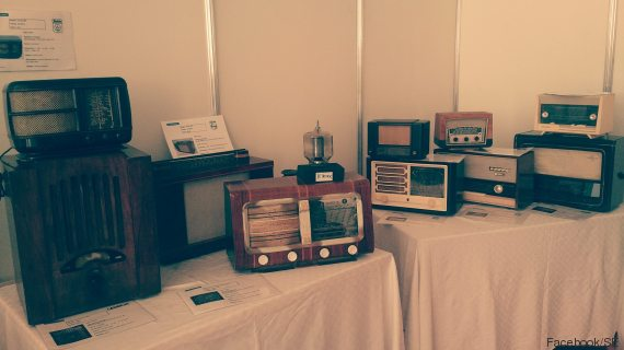 radios collections