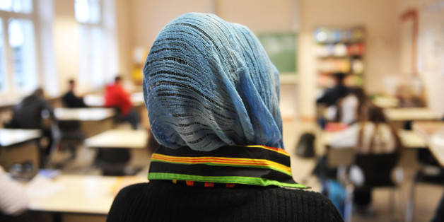 Muslimisches Mädchen