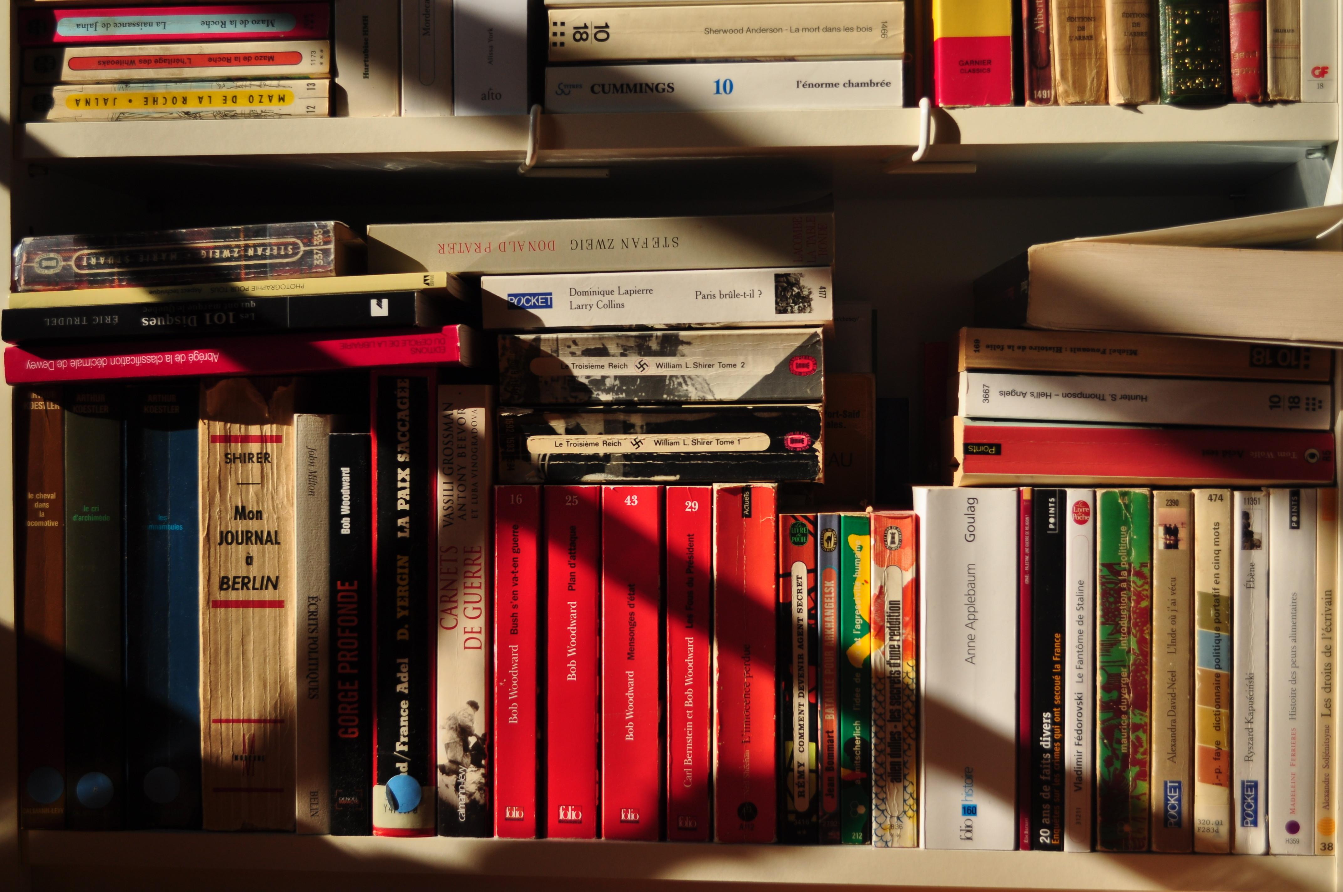 books litterature