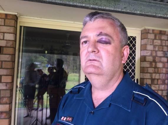 ambulance assault