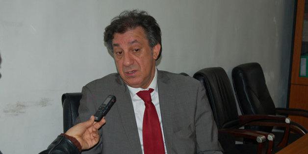 Le président de la LADDH me Nourredine Benissad