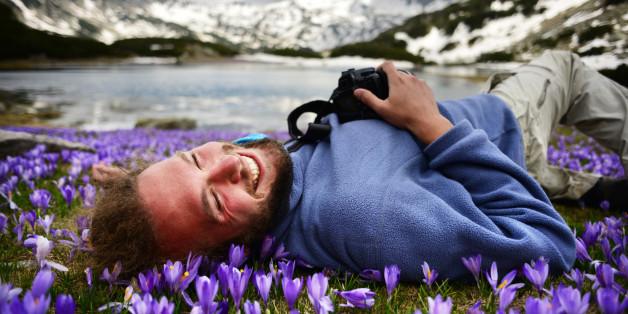 Kraftvoll und energiegeladen wie der Frühling lässt sich der Widder nicht aufhalten.