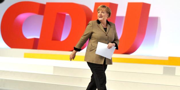 Merkel geht auf ihre Kritiker zu