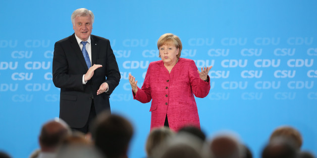 Wird Horst Seehofer den CDU-Parteitag sprengen?